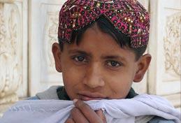 Sindhi Kid