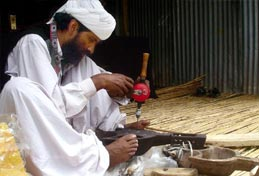 Man making - Fiddle