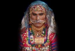 Sindhi Lady