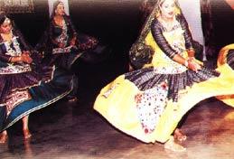 Jhoomer Dance