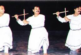 Dandia Dance
