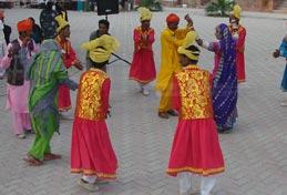 Folk Dance - Cholistan