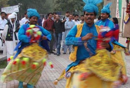 Folk Dance in Punjab