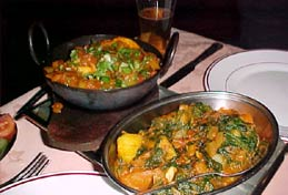 Mutton & Chicken Karahi
