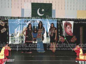 Cultural Fashion Show