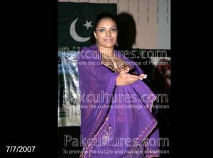 Cultural Fashion Show 2007