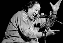 The Legendary Nusrat Fateh Ali Khan.