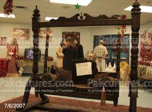 Pakistan Pavilion Cultural Display