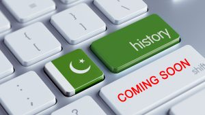 Pakistan High Resolution History Concept